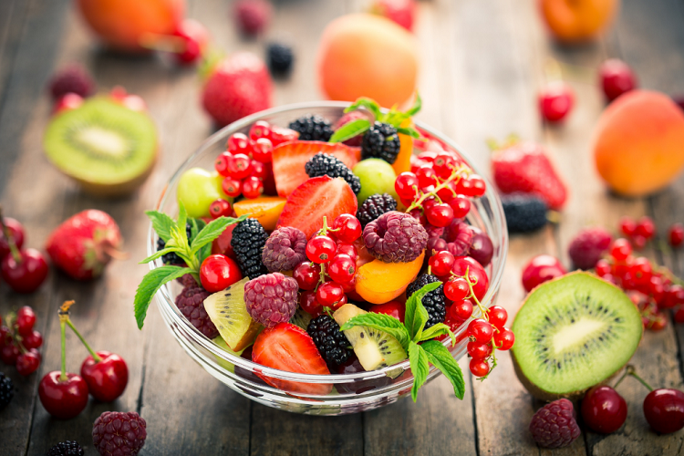 #1 FRUITS AND BERRIES