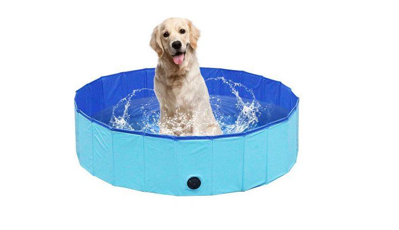 NHILES Portable Dog Pool