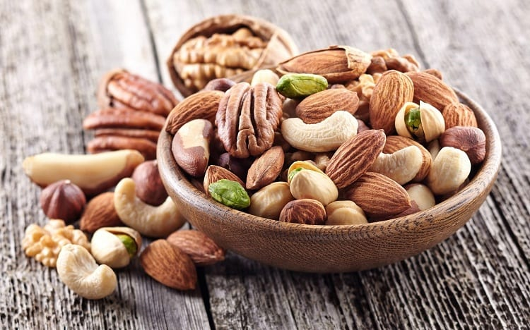 #3 NUTS