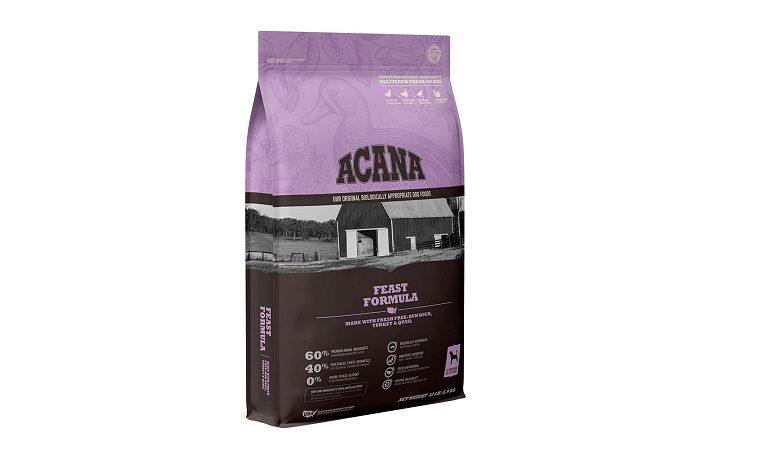 Best Overall: ACANA Feast Formula