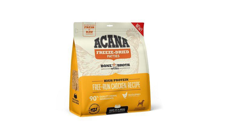 Alternative: ACANA Freeze-Dried Food
