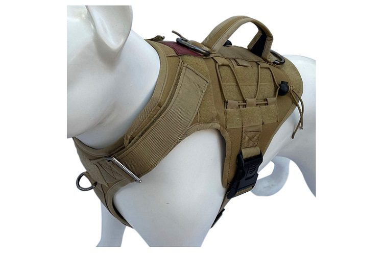 Albcorp Tactical Dog Vest Harness Review