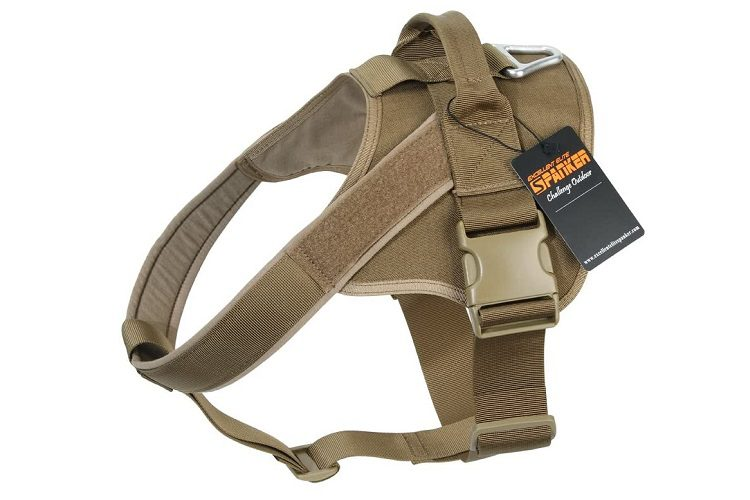 Excellent Elite Spanker Tactical Dog Harness Review
